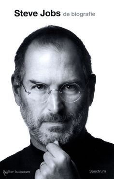 "Boek - ""Steve Jobs, de biografie"", Walter Isaacson"