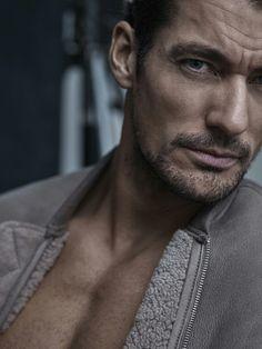 David Gandy for Men's Fitness Magazine  by Glen Burrows http://amzn.to/2s1FWTh