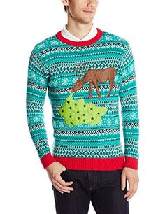 Blizzard Bay Men's Too Much Candy Reindeer Ugly Christmas Sweater  http://www.fivedollarmarket.com/blizzard-bay-mens-too-much-candy-reindeer-ugly-christmas-sweater/