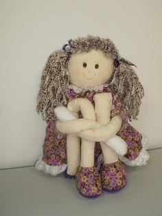 como fazer bonecas de pano passo a passo com moldes