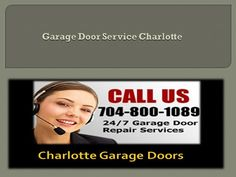 https://flic.kr/p/DiLg47 | garage door service charlotte nc | Dial us at 704-800-1089    Fix your garage door today : charlotte-garage-doors.tumblr.com