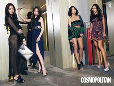 Sistar - Cosmopolitan Magazine July Issue '16
