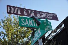Hootie  the Blowfish Blvd. - Five Points - Columbia, SC