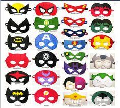 Star Wars Máscara Ironman Deadpool Superhéroe Avengers Hulk Spiderman Batman de Halloween Para Adultos Máscara Del Partido de Cosplay