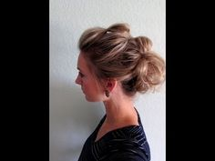 How to: Bubble Hairstyle-YouTube.So Easy..♡It..Will Do