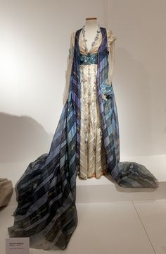 A costume of the Opera Il Flauto Magico is displayed at the Teatro Alla Scala Costumes Opening Exhibition held at Palazzo Morando on June 24...