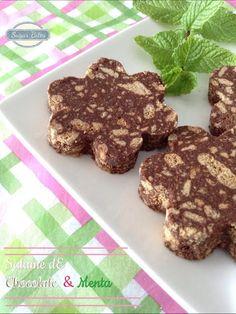 A vida de Nessy: Salame de Chocolate by Sugar Bites