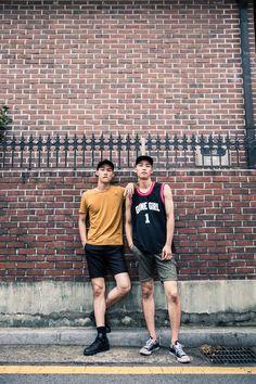 Model : Lee Se In & Lee Se Young (Choii Model)