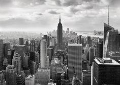 Image for New York City Black And White Desktop Wallpaper