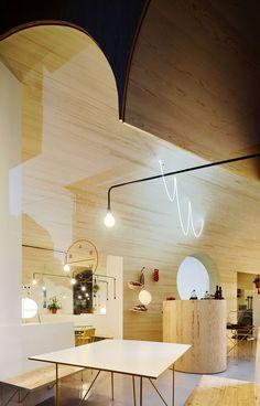 Bar Nou - Barcelona, Spain