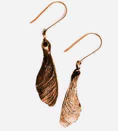 Sycamore Earrings by Justine Brooks Design on Scoutmob Shoppe
