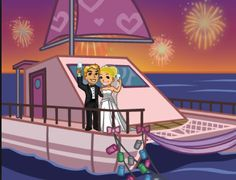 Sposarsi in nave o in crociera è legale?