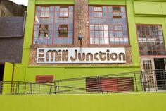 #MillJunction innovative design #studentaccommodation