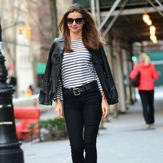 Miranda Kerr Street Style | POPSUGAR Fashion