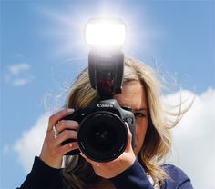 Flash Photography.  It's all about The Inverse Square Law #Photography_Tips #Photography_Lesson. #flash_photography