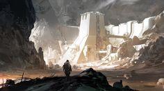 The Astonishing Sci-Fi Works of Sparth | Nicolas Bouvier