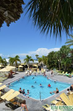 Sunday Funday at Rum Runners   #Florida #Beach #Bar #Pool #Relax #Fun #Sun #Sunhine #Vacation #Family
