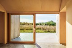 Gallery of Field House / Lookofsky Architecture - 24 Skylight Design, Swedish House, Design Fields, Architecture Photo, House Architecture, Small House Design, Prefab Homes, Large Windows, New Homes