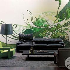 Echa un vistazo a las inspiraciones de PIXERS - Verde Fantasy Nuestra propuesta de diseño interior para tu casa