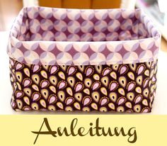 Sewing Utensilo - Instructions knitting for beginners knitting . Sewing Utensilo – Instructions knitting for beginners knitting ideas Sewing Projects For Beginners, Knitting For Beginners, Sewing Hacks, Sewing Tutorials, Sewing Tips, Sewing Baskets, Knitting Patterns, Sewing Patterns, Free Sewing