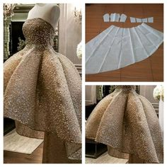 Simple gown with super flare skirt. (It depends with fabric) Order by line Simple gown with super flare skirt. (It depends with fabric) Order by line Diy Clothing, Sewing Clothes, Dress Sewing Patterns, Clothing Patterns, Fashion Sewing, Diy Fashion, Simple Gowns, Diy Kleidung, Gown Pattern