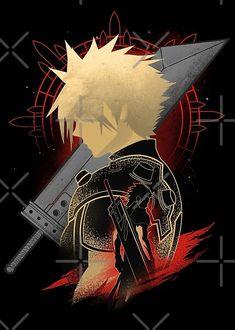 Final Fantasy Vii Remake, Fantasy Series, Off Game, Cerberus, Cloud Strife, Top Artists, Finals, Darth Vader, Clouds