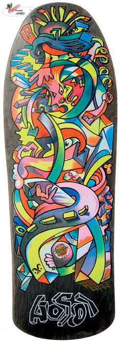 C. Hosoi Piccaso I really want this one!