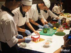 Dạy nghề miễn phí cho thanh niên nghèo và cơ hội làm việc cho khách sạn 5 sao
