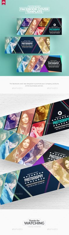 Creative Facebook Timeline Covers - Facebook Timeline Covers #Social #Media Download here: https://graphicriver.net/item/creative-facebook-timeline-covers/19995775?ref=alena994
