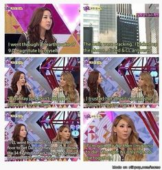 so nice and thoughtful of CL