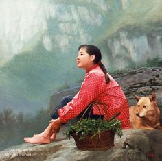 Shen Han Wu : Chinese Artist - Pictify - your social art network pictify.saatchigallery.com550 × 548Buscar por imagen echo among the mountain valley