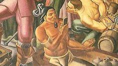 Una obra del pintor italiano Umberto Romano, datada de 1937, ha causado un gran revuelo en Internet. Se trata del cuadro Mr. Pynchon and the Settling of Springfield, que muestra al fundador...