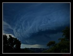 Here Comes The Flood (Australia)  by The World Without People, via Flickr
