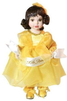 Marie Osmond is delighted to present HER 50TH Anniversary Collectible Keepsake Doll
