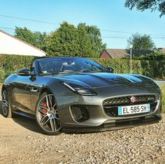 """Jaguar F-Type R Dynamics - Drive with the wind and the beautiful noise of 380cv just """"yesss"""" !@jaguar_france @sixtfrance  #jaguar#jaguarftype #ftyper #ftype #carlifestyle #cargram #cars #carstagram #carinstagram #amazing_cars #carsofinstagram#carrental #gasgodz1 #atautomotivephotography#sixt #bmwm4 #bmwm6"""