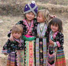 The Translation of Language & Culture: Hmong - An interesting folk from the East of Asia