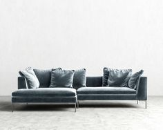 Modern Sofa Sectional | Rove Concepts