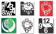 Diseño de relojes.