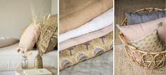 Nouvelle collection Evasion maison et accessoires Burlap, Reusable Tote Bags, Paris, Blanket, Warm Home, La Perla Lingerie, Fabrics, Baby Born, Accessories