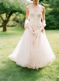 "dream wedding dress again. Monique Lhuillier ""Candy"""