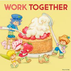 Strawberry Shortcake Characters, Vintage Strawberry Shortcake, Doremi Anime, Childhood Days, Cute Disney Wallpaper, Vintage Paper Dolls, Patch Kids, Retro Toys, Scrapbooking Layouts