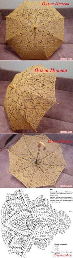 Мой новый зонтик - Вязание - Страна Мам | Вязание | Постила