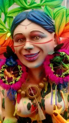 Carroza carnaval de pasto Nariño!!!