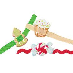 Candy Ribbon Brads - OrientalTrading.com