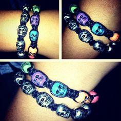 #Skull #Jewelry #Handmade www.jewelsforhope.net