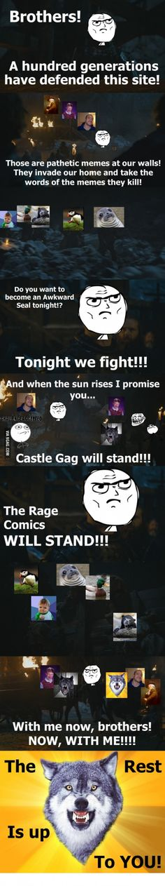 The return of the Rage is upon us, brothers!