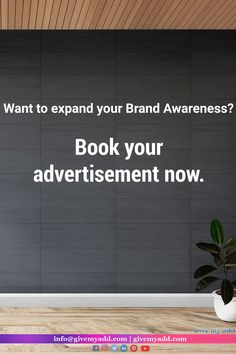We help you to extend your brand awareness. Brand Advertising, Marketing, Outdoor Decor