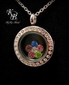 Flower Girl Jewelry, Flowergirl Locket, Memory Locket for Girls, Wedding Jewelry, Flower Girl Gifts, Little Girl Locket