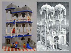 Resultados de la Búsqueda de imágenes de Google de http://www.bergoiata.org/fe/Escher-lego/MC.Escher-Lego-belvedere.jpg