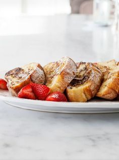 Vegan French Toast,
